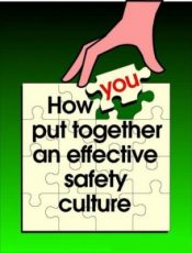 Thoughts and Opinions on Developing a Successful Safety Culture